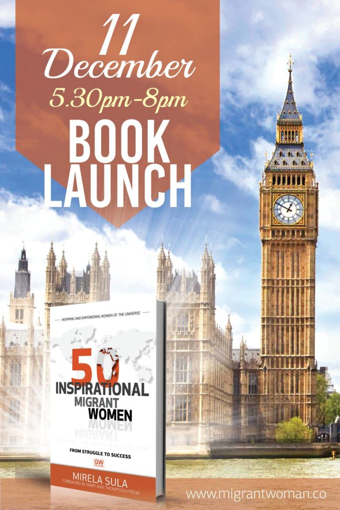 Global Woman Book Launch