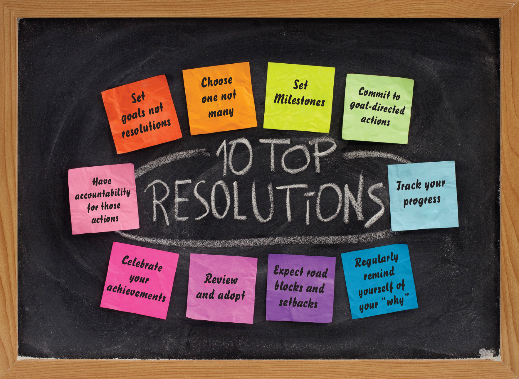 Marvelous ... New Yearu0027s Resolution A Success. Advice · Life Images