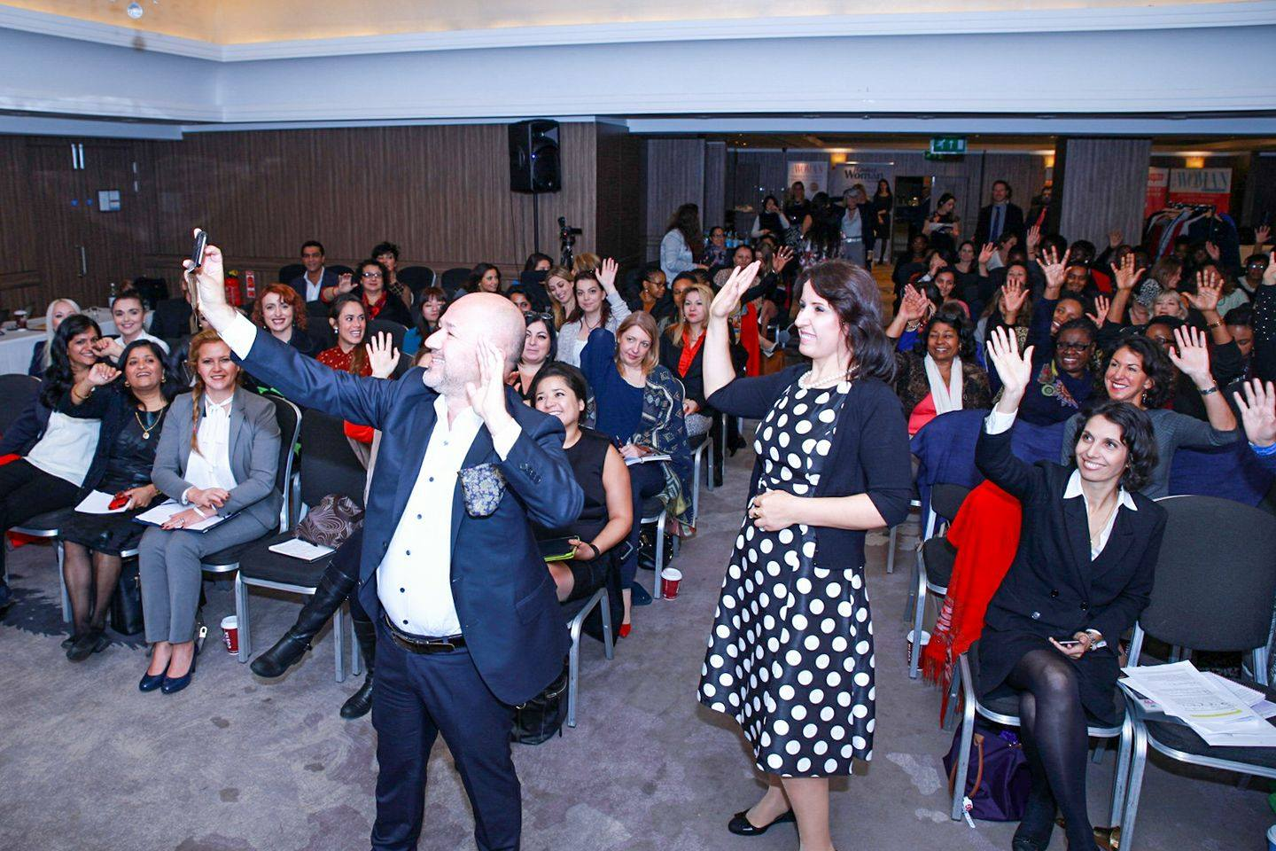 Global Woman Entrepreneurship Forum in London