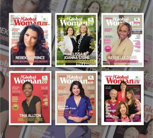 Global Woman Magazine – CLICK HERE