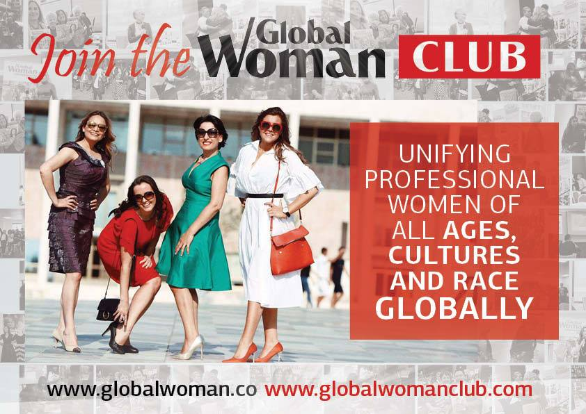 "Our New Platform ""GLOBAL WOMAN CLUB"""