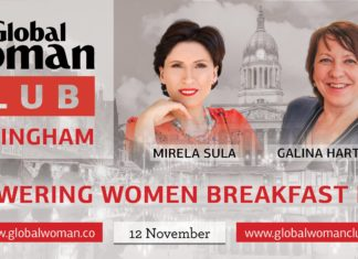 Empowering Women Breakfast Event