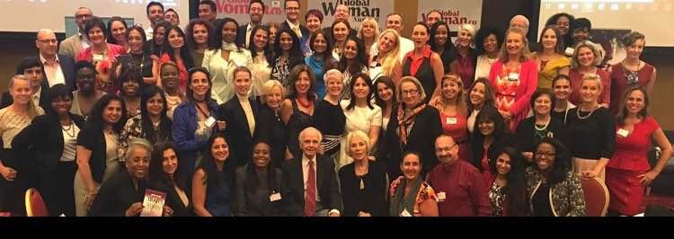 Global Woman business event